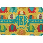 Cute Elephants Comfort Mat (Personalized)