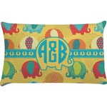 Cute Elephants Pillow Case (Personalized)