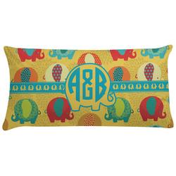 Cute Elephants Pillow Case (Personalized)