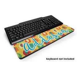 Cute Elephants Keyboard Wrist Rest (Personalized)