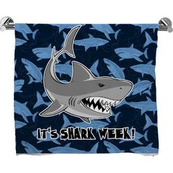 Sharks Bath Towel w/ Name or Text