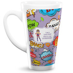 What is your Superpower 16 Oz Latte Mug (Personalized)