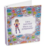 What is your Superpower 3-Ring Binder (Personalized)
