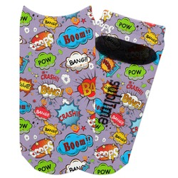 What is your Superpower Adult Ankle Socks (Personalized)