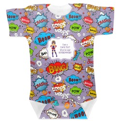 What is your Superpower Baby Bodysuit (Personalized)