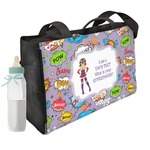 What is your Superpower Diaper Bag w/ Name or Text