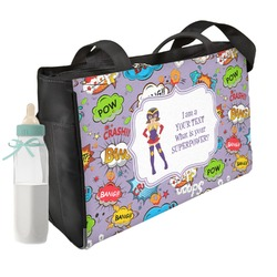 What is your Superpower Diaper Bag (Personalized)