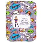 What is your Superpower Baby Swaddling Blanket (Personalized)