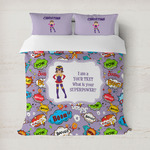 What is your Superpower Duvet Cover (Personalized)