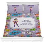 What is your Superpower Comforter Set (Personalized)
