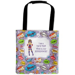 What is your Superpower Auto Back Seat Organizer Bag (Personalized)