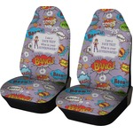 What is your Superpower Car Seat Covers (Set of Two) (Personalized)