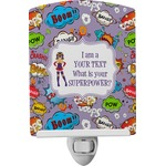 What is your Superpower Ceramic Night Light (Personalized)