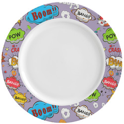 What is your Superpower Ceramic Dinner Plates (Set of 4) (Personalized)