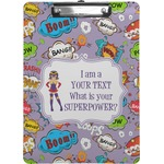 What is your Superpower Clipboard (Personalized)