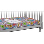 What is your Superpower Crib Fitted Sheet (Personalized)