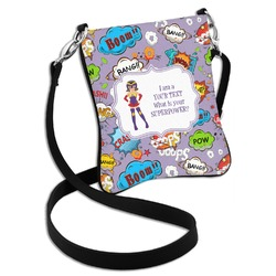 What is your Superpower Cross Body Bag - 2 Sizes (Personalized)