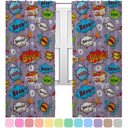 What is your Superpower Curtains (2 Panels Per Set) (Personalized)