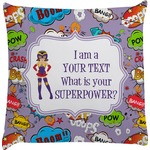 What is your Superpower Decorative Pillow Case (Personalized)