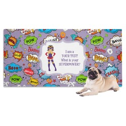 What is your Superpower Pet Towel (Personalized)