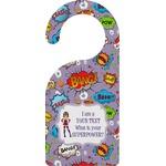 What is your Superpower Door Hanger (Personalized)