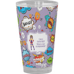 What is your Superpower Drinking / Pint Glass (Personalized)
