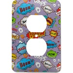 What is your Superpower Electric Outlet Plate (Personalized)