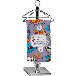 What is your Superpower Finger Tip Towel - Full Print (Personalized)