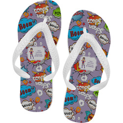 What is your Superpower Flip Flops (Personalized)