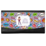 What is your Superpower Genuine Leather Ladies Wallet (Personalized)