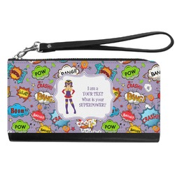What is your Superpower Genuine Leather Smartphone Wrist Wallet (Personalized)