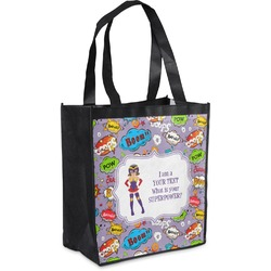 What is your Superpower Grocery Bag (Personalized)