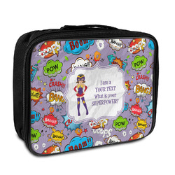 What is your Superpower Insulated Lunch Bag (Personalized)