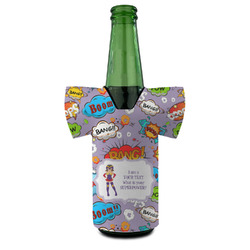 What is your Superpower Bottle Cooler (Personalized)