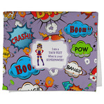 What is your Superpower Kitchen Towel - Full Print (Personalized)