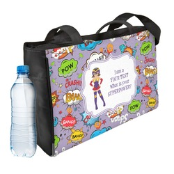 What is your Superpower Ladies Workout Bag (Personalized)