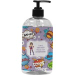 What is your Superpower Plastic Soap / Lotion Dispenser (Personalized)