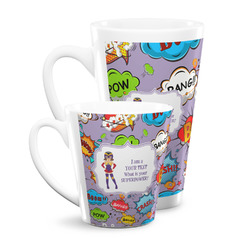 What is your Superpower Latte Mug (Personalized)