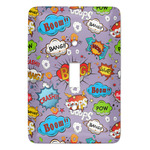 What is your Superpower Light Switch Covers - Multiple Toggle Options Available (Personalized)
