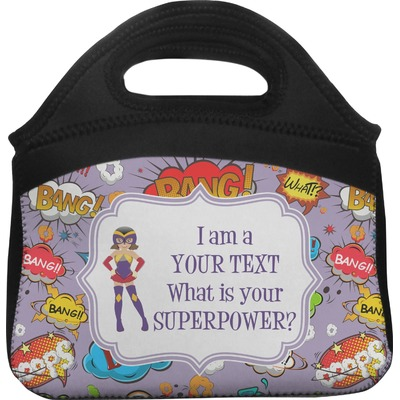 What is your Superpower Lunch Tote (Personalized)
