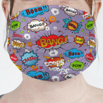 What is your Superpower Face Mask Cover (Personalized)