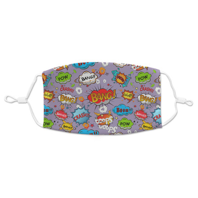 What is your Superpower Adult Cloth Face Mask (Personalized)