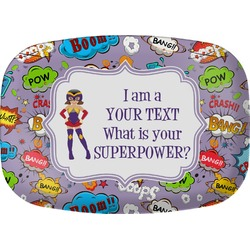What is your Superpower Melamine Platter (Personalized)