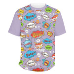 What is your Superpower Men's Crew T-Shirt (Personalized)