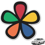 What is your Superpower Monogram Car Decal (Personalized)