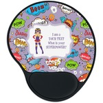 What is your Superpower Mouse Pad with Wrist Support
