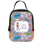 What is your Superpower Neoprene Lunch Tote (Personalized)
