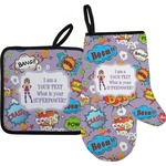What is your Superpower Oven Mitt & Pot Holder (Personalized)