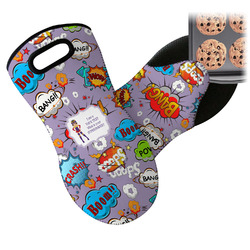What is your Superpower Neoprene Oven Mitt (Personalized)