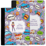 What is your Superpower Notebook Padfolio w/ Name or Text